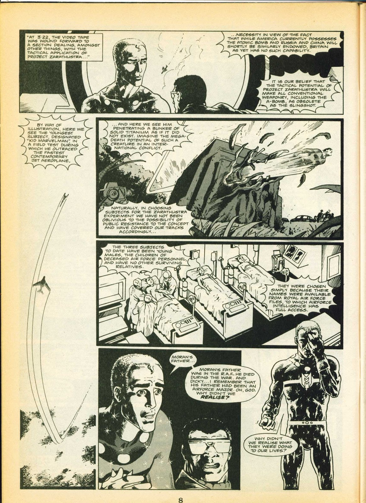Warrior Issue #11 #12 - English 8