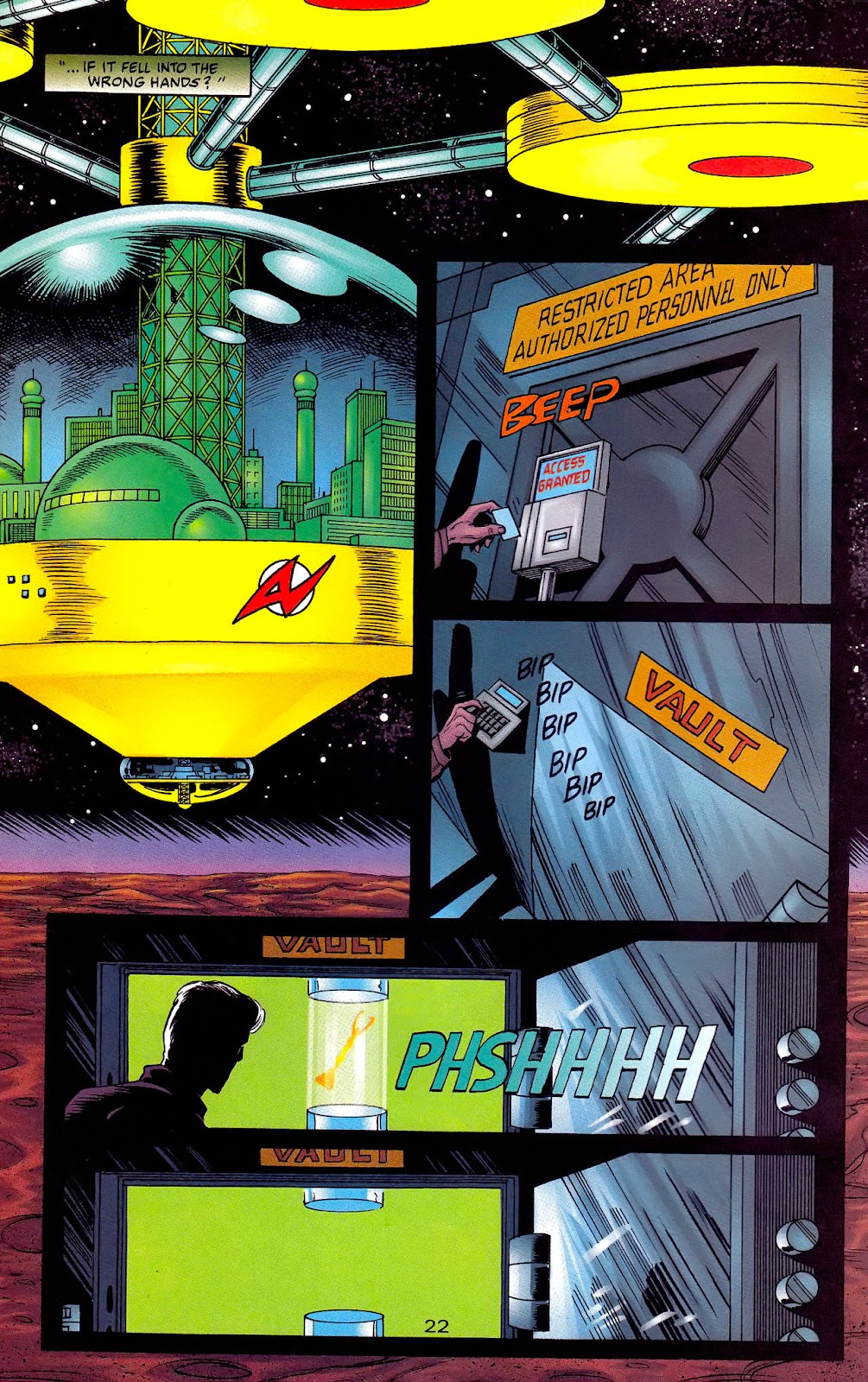 Read online Flashpoint (1999) comic -  Issue #1 - 31
