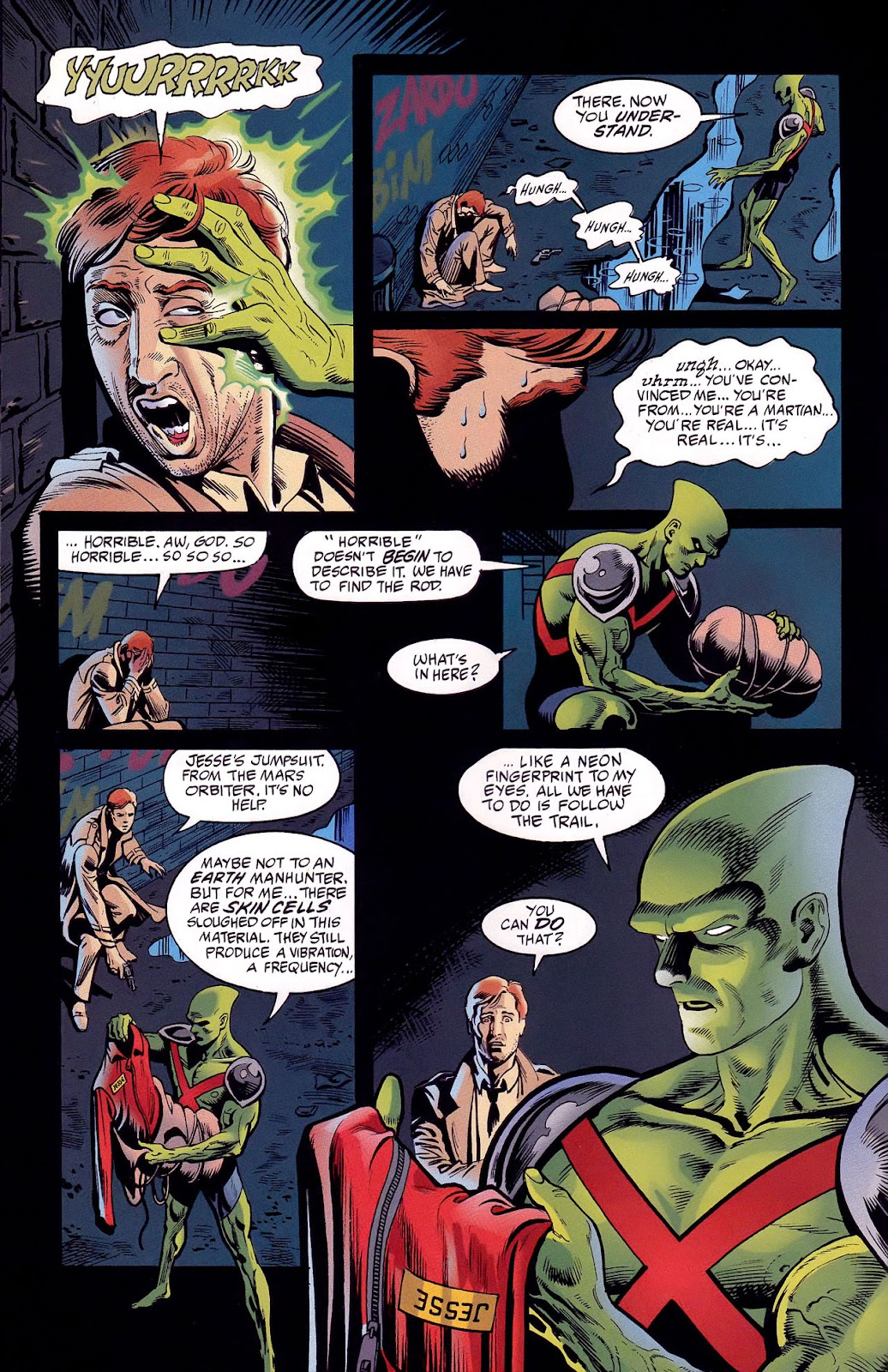 Read online Flashpoint (1999) comic -  Issue #2 - 17