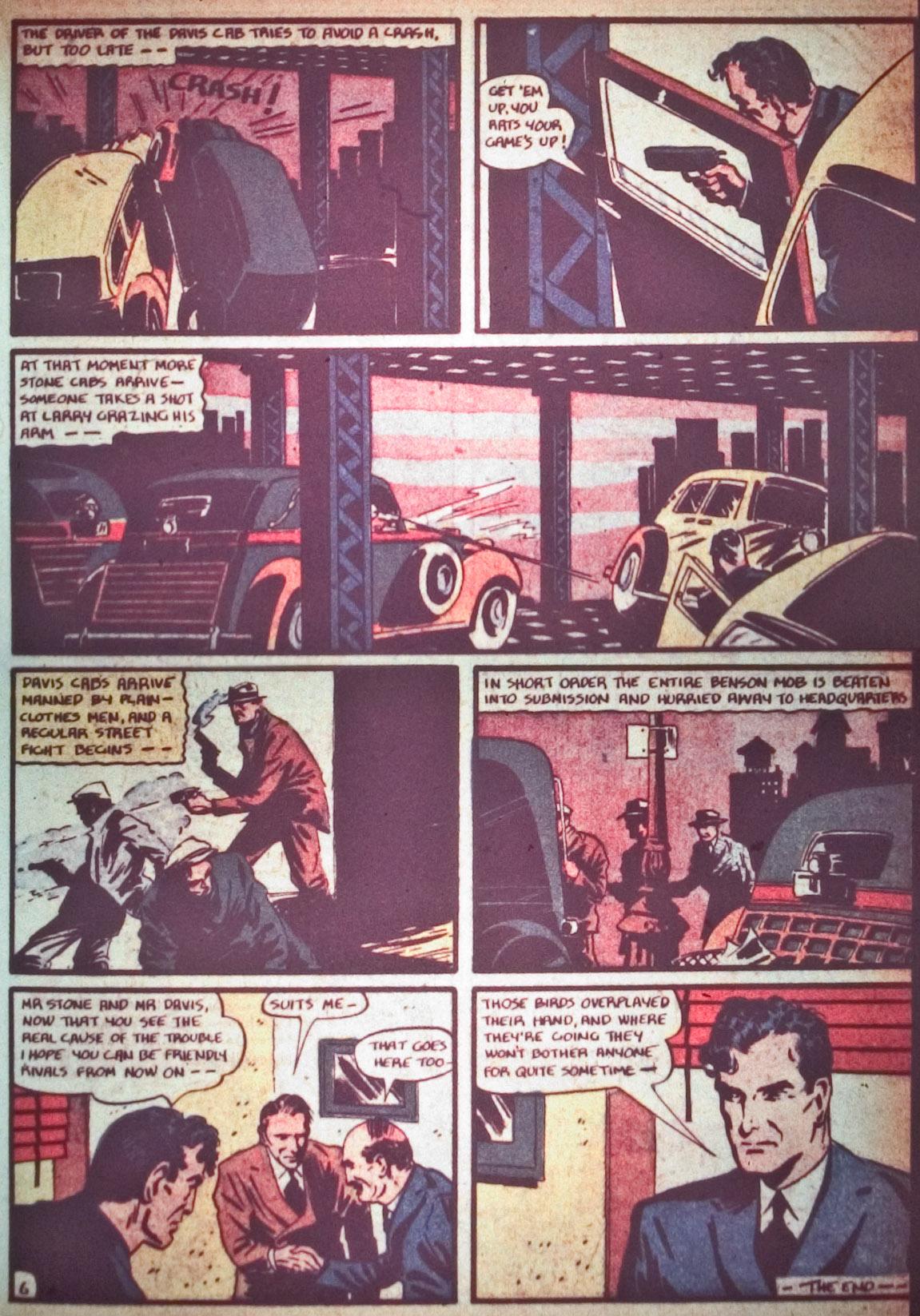 Read online Detective Comics (1937) comic -  Issue #26 - 41