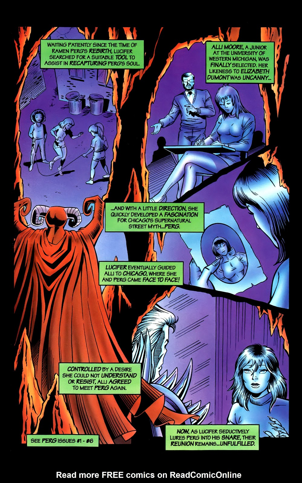 Read online Perg comic -  Issue #7 - 4