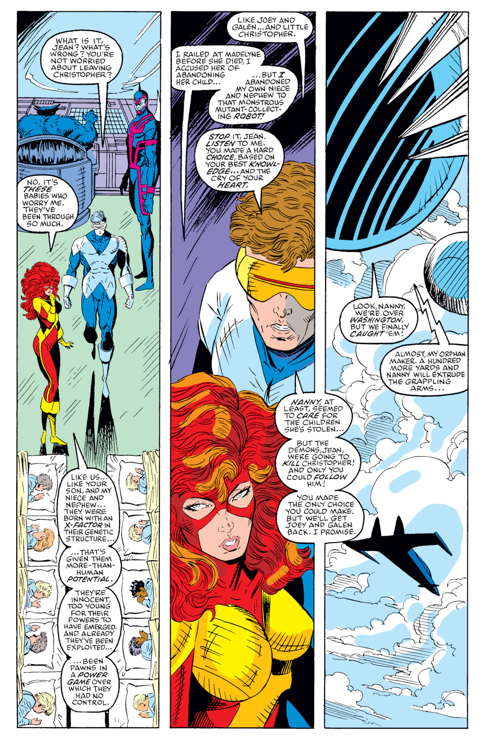 Read online X-Factor (1986) comic -  Issue #40 - 9