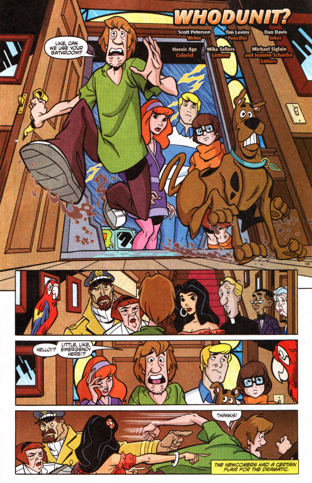 Read online Scooby-Doo (1997) comic -  Issue #118 - 13
