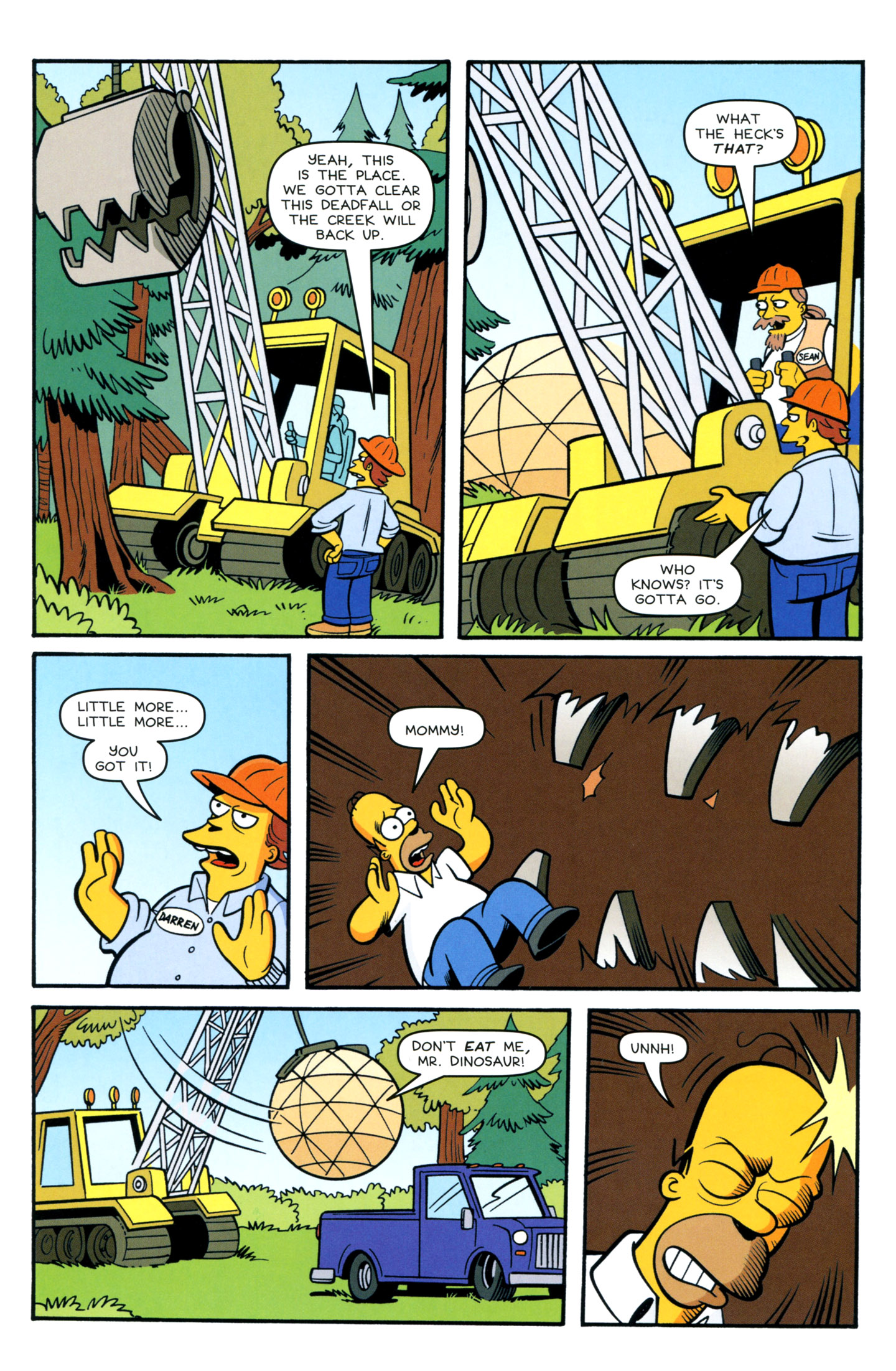 Read online Simpsons Comics comic -  Issue #195 - 20
