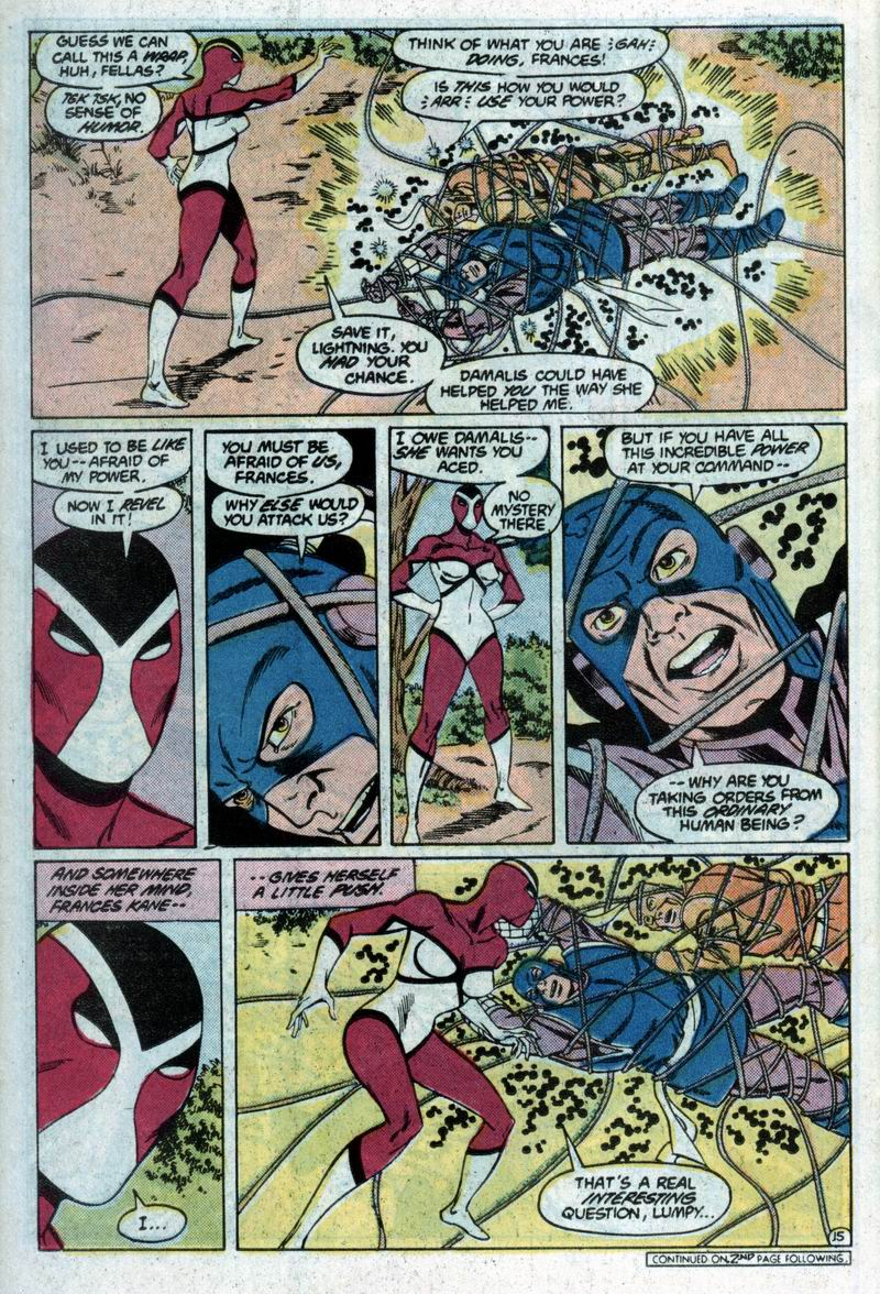 Teen Titans Spotlight issue 17 - Page 16
