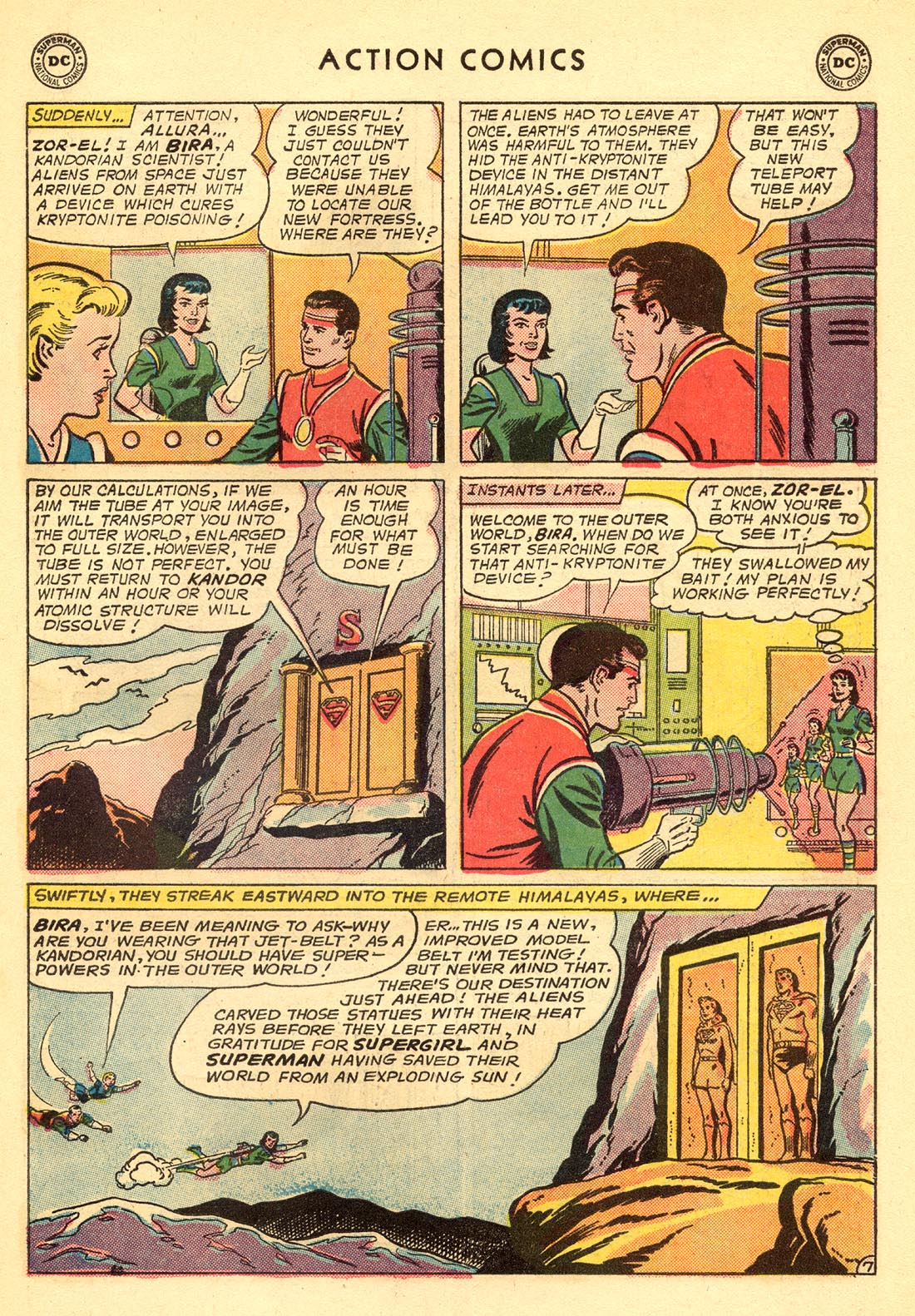 Read online Action Comics (1938) comic -  Issue #315 - 27