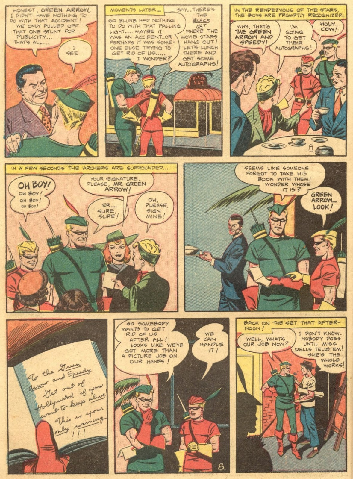 More Fun Comics issue 80 - Page 10