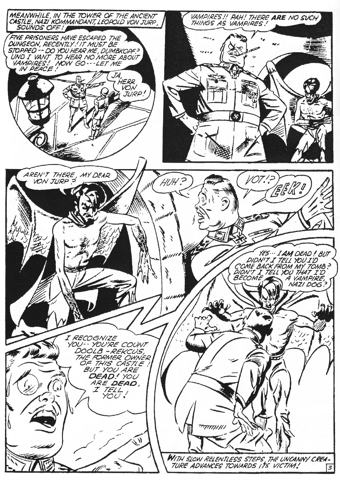 Read online Men of Mystery Comics comic -  Issue #77 - 6