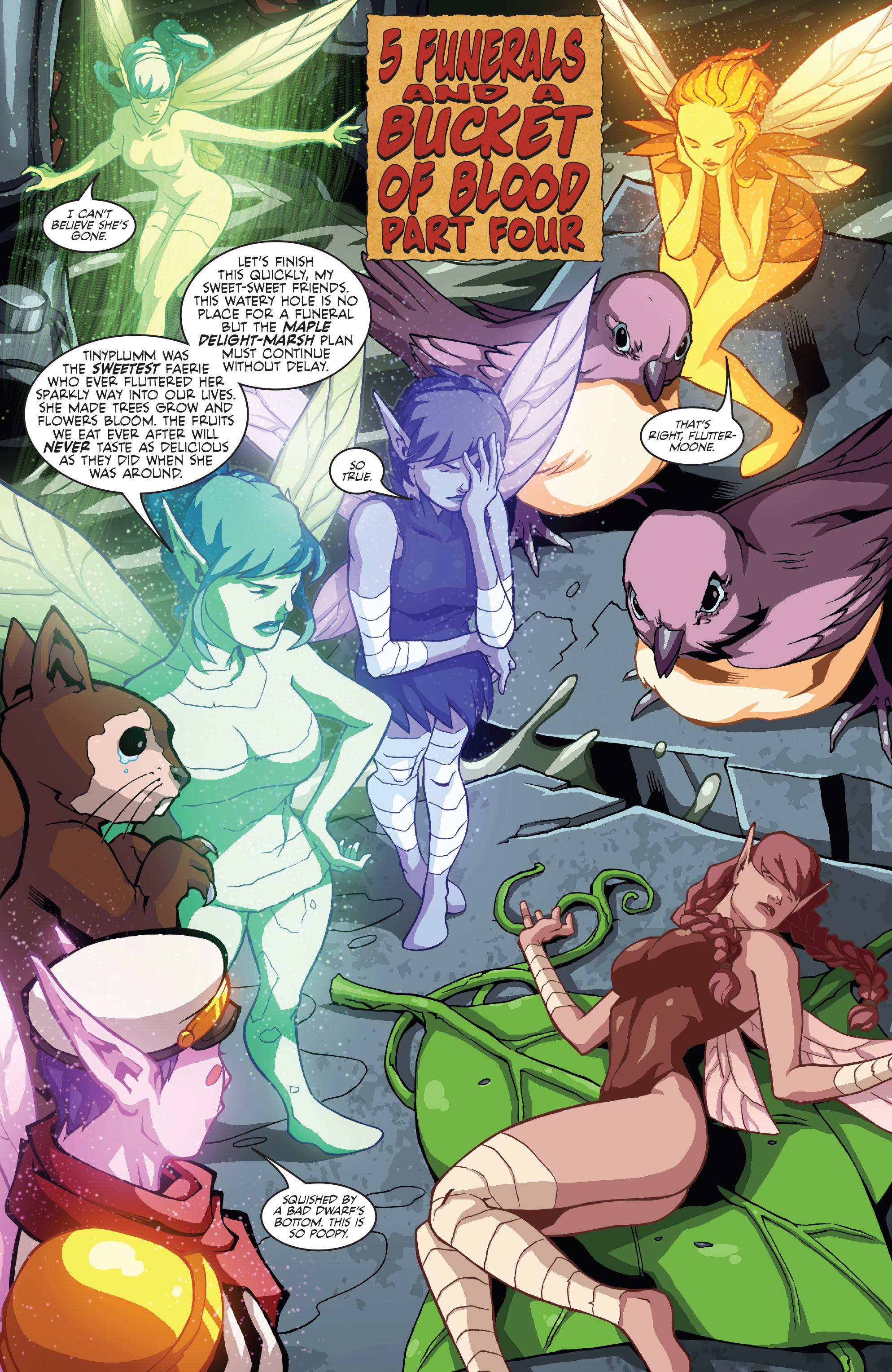 Read online Skullkickers comic -  Issue #10 - 3