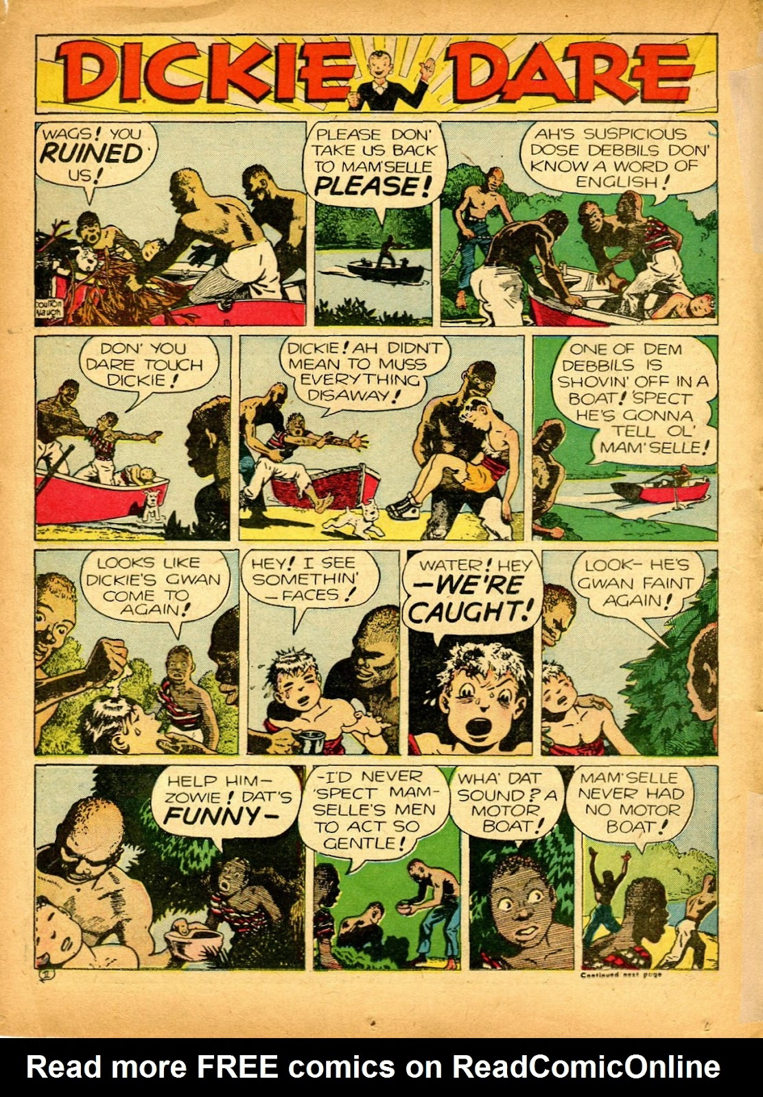 Read online Famous Funnies comic -  Issue #84 - 26