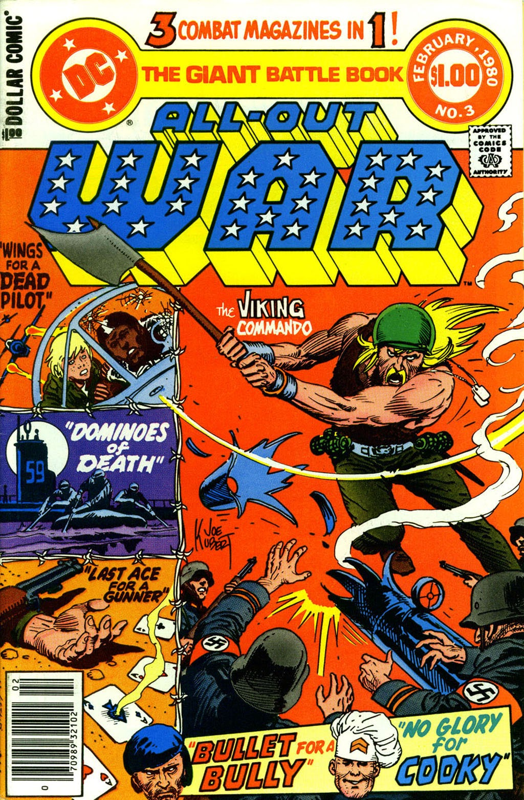 Read online All-Out War comic -  Issue #3 - 1