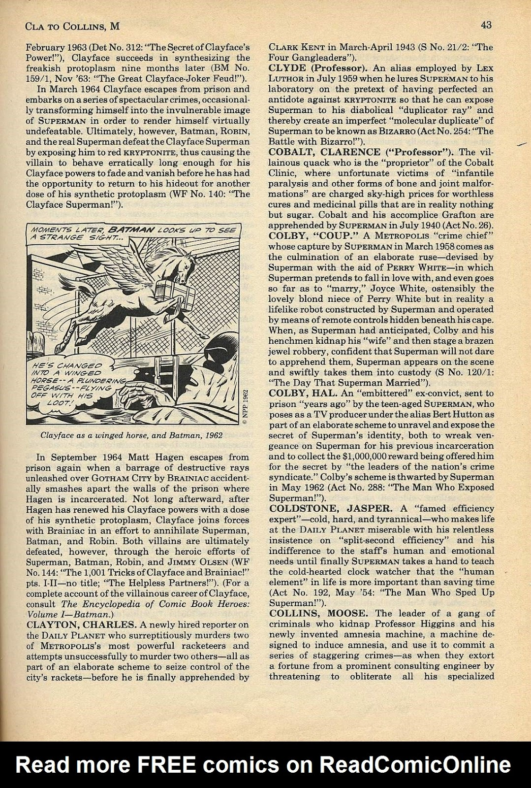 The Great Superman Book issue TPB (Part 1) - Page 61