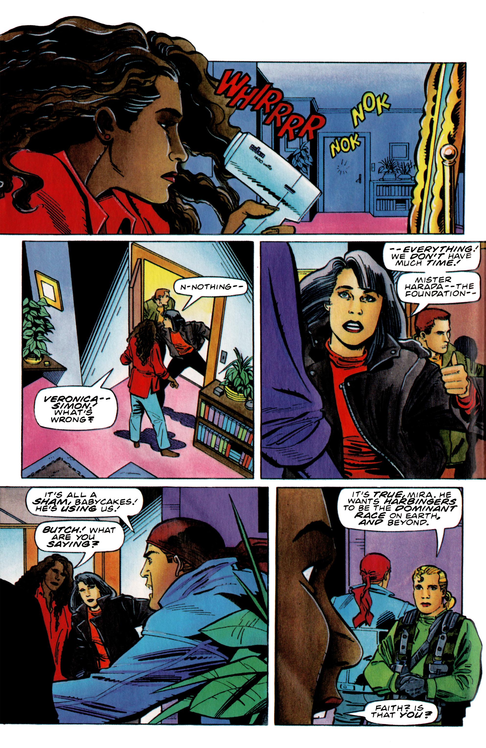 Read online Harbinger (1992) comic -  Issue #39 - 14