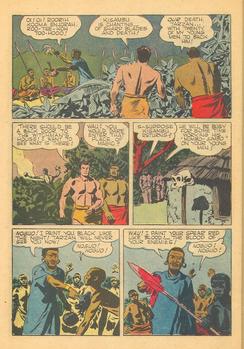 Tarzan (1948) issue 125 - Page 10