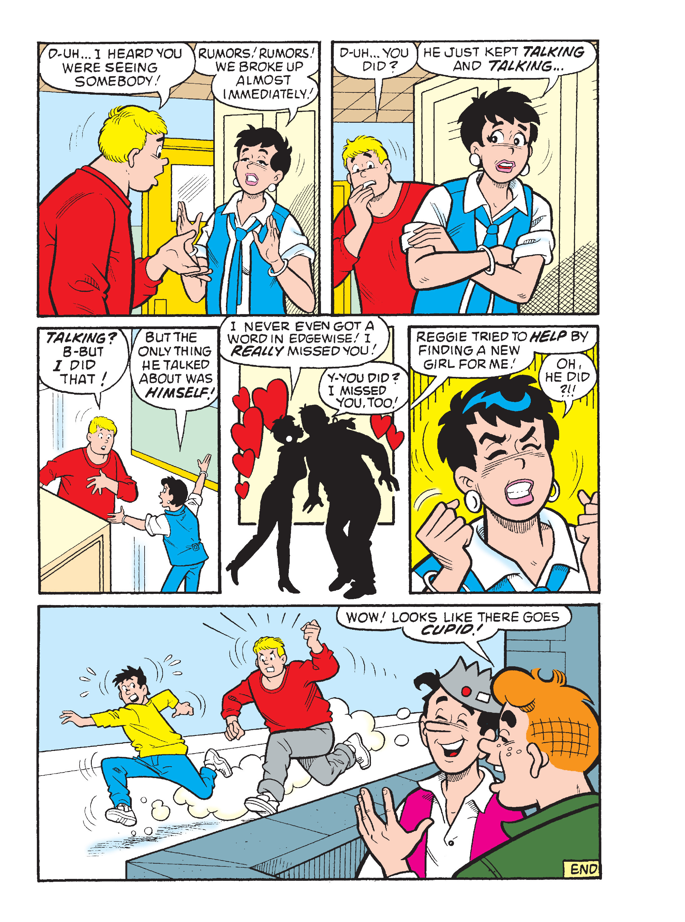 Read online Archie's Funhouse Double Digest comic -  Issue #23 - 82