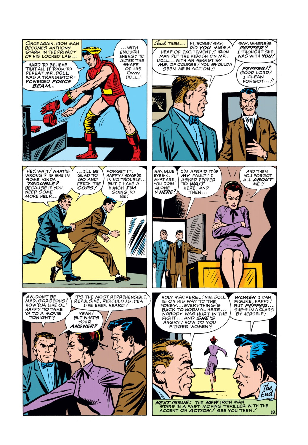 Tales of Suspense (1959) issue 48 - Page 19