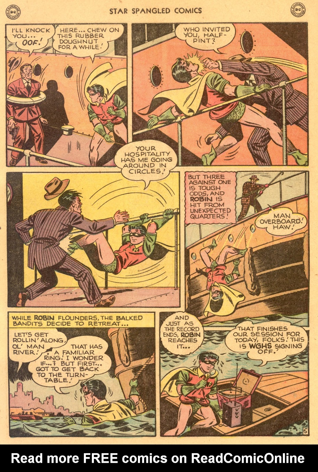Star Spangled Comics (1941) issue 80 - Page 7