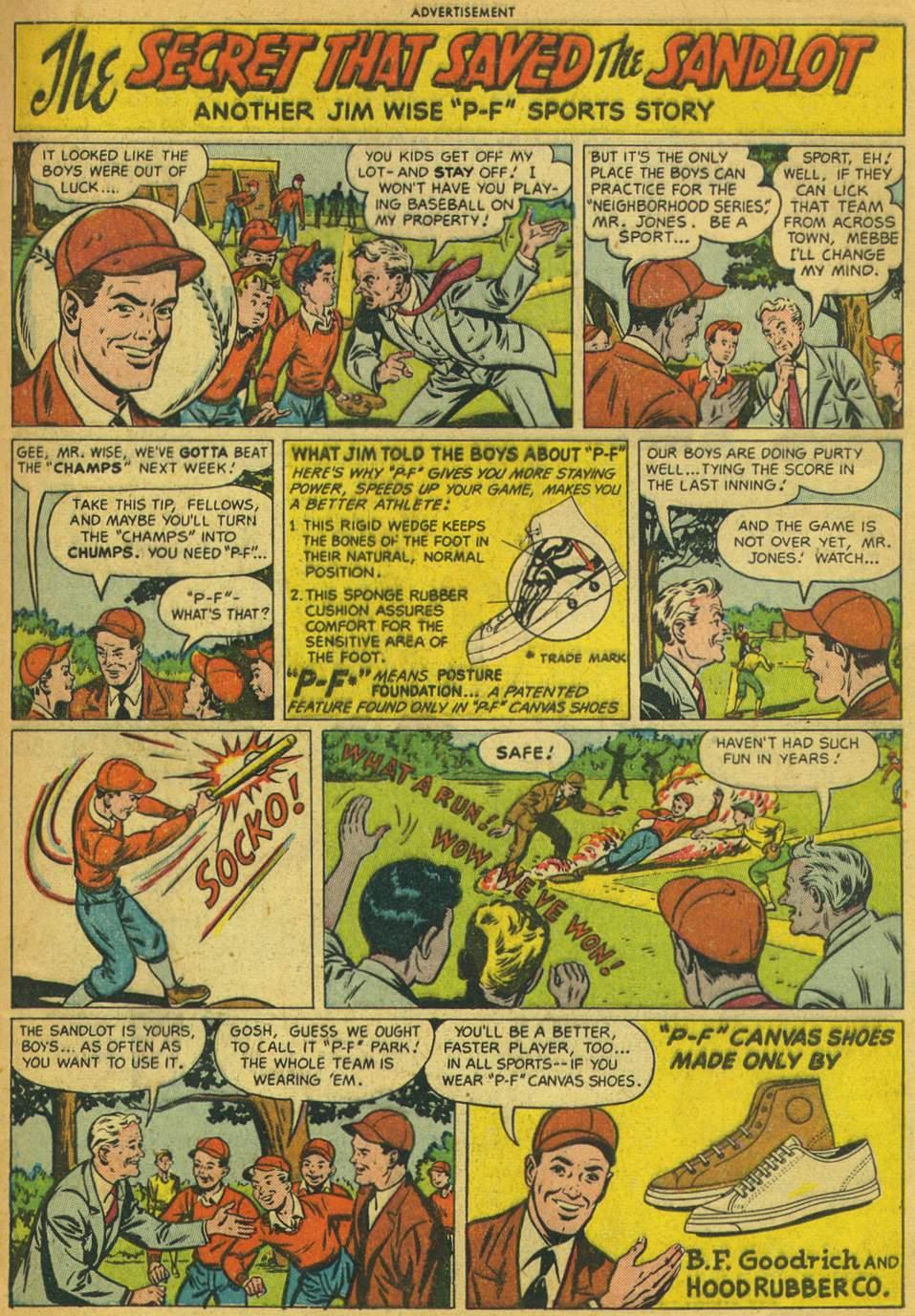Read online Adventure Comics (1938) comic -  Issue #128 - 47