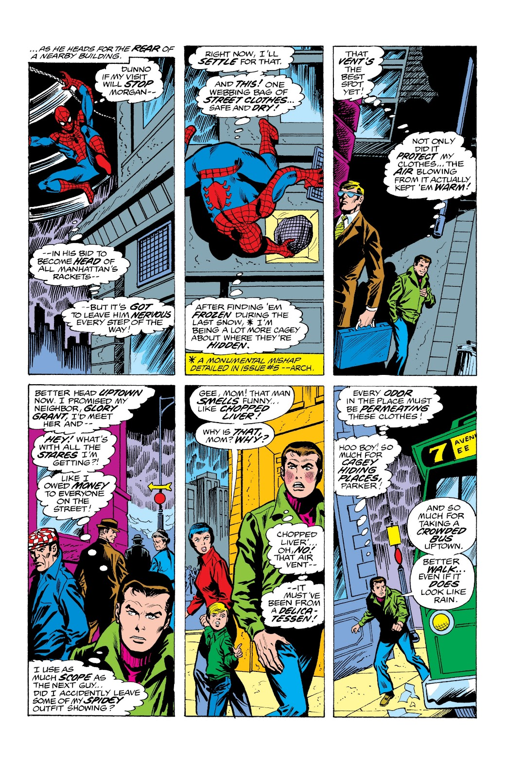 Read online Marvel Masterworks: The Spectacular Spider-Man comic -  Issue # TPB (Part 2) - 6