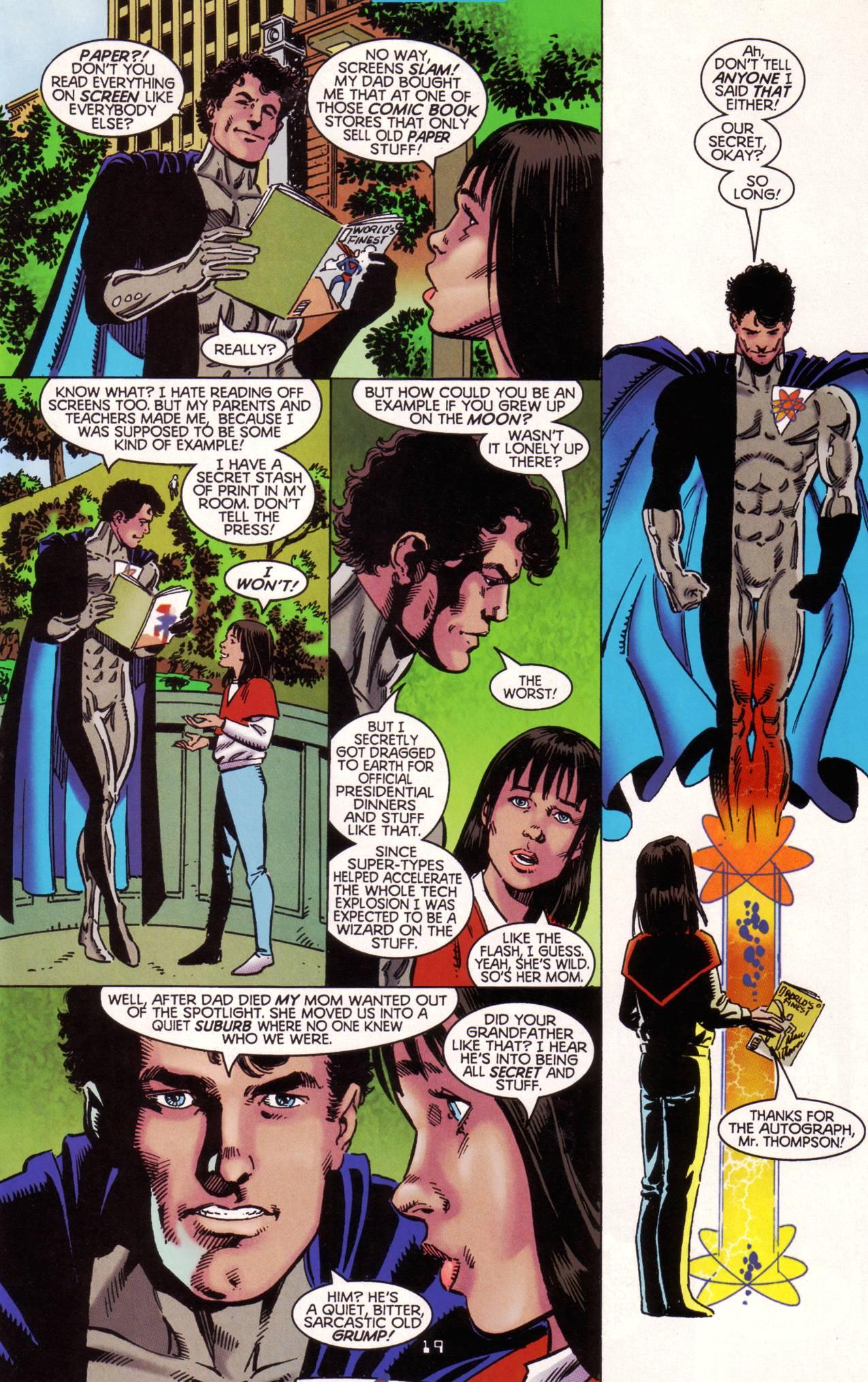 Read online Tangent Comics/ The Atom comic -  Issue # Full - 20