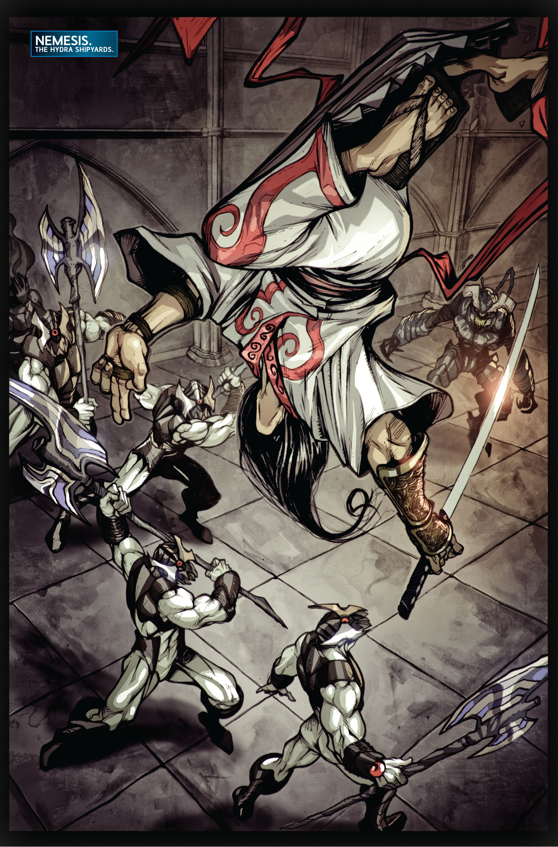 Read online Secret Warriors comic -  Issue #12 - 4