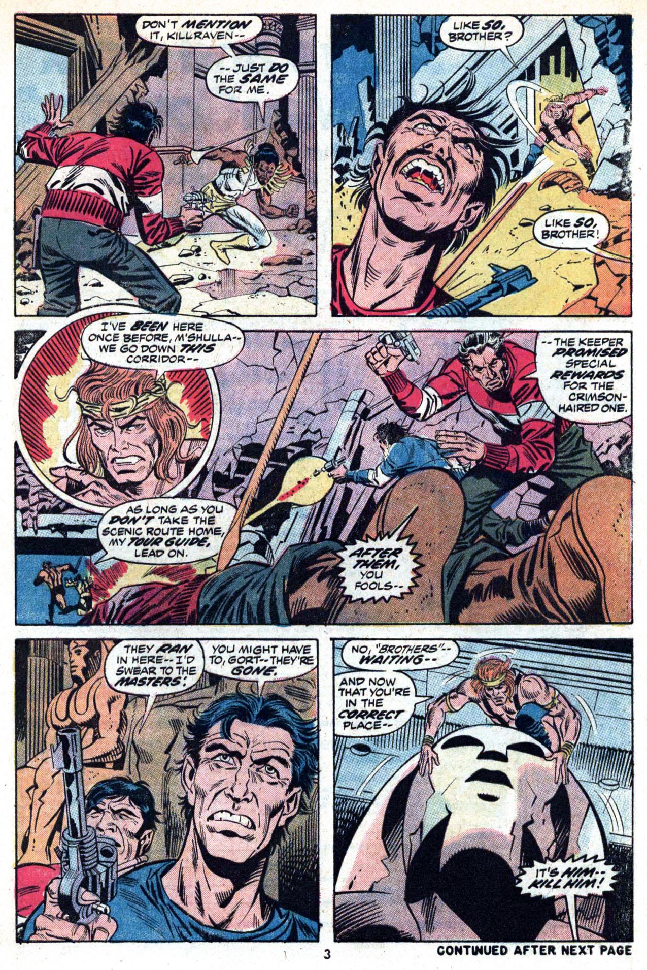 Read online Amazing Adventures (1970) comic -  Issue #20 - 5