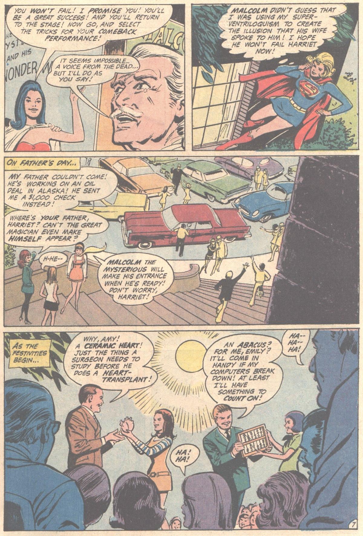 Read online Adventure Comics (1938) comic -  Issue #389 - 9