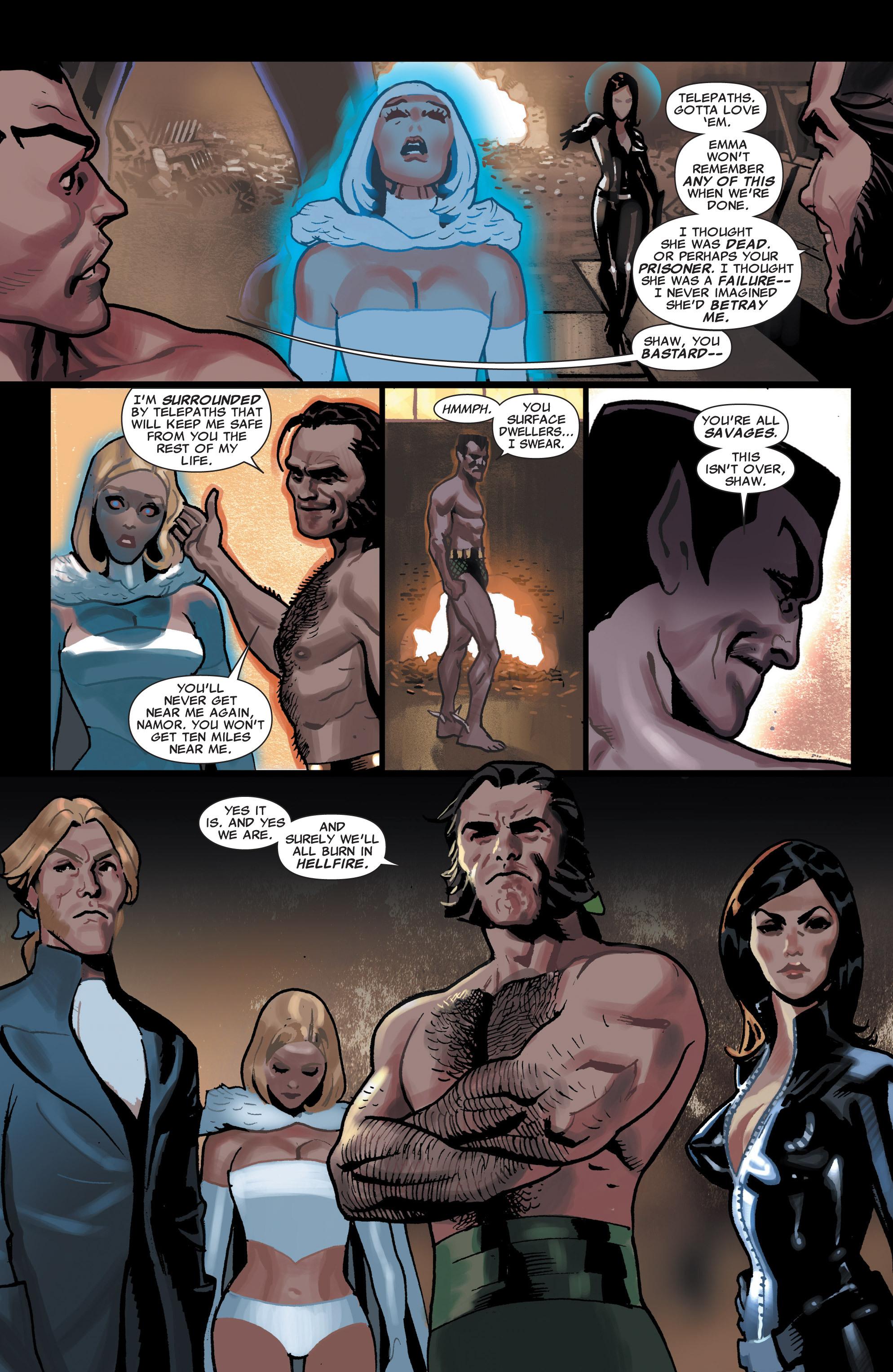 Read online Uncanny X-Men (1963) comic -  Issue # _Annual 2 (2009) - 33