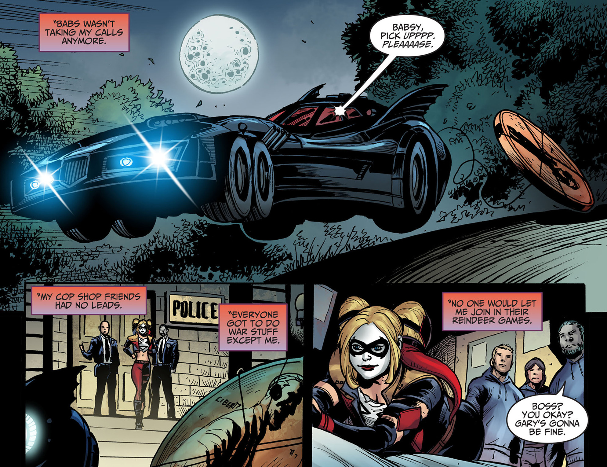 Read online Injustice: Ground Zero comic -  Issue #13 - 11