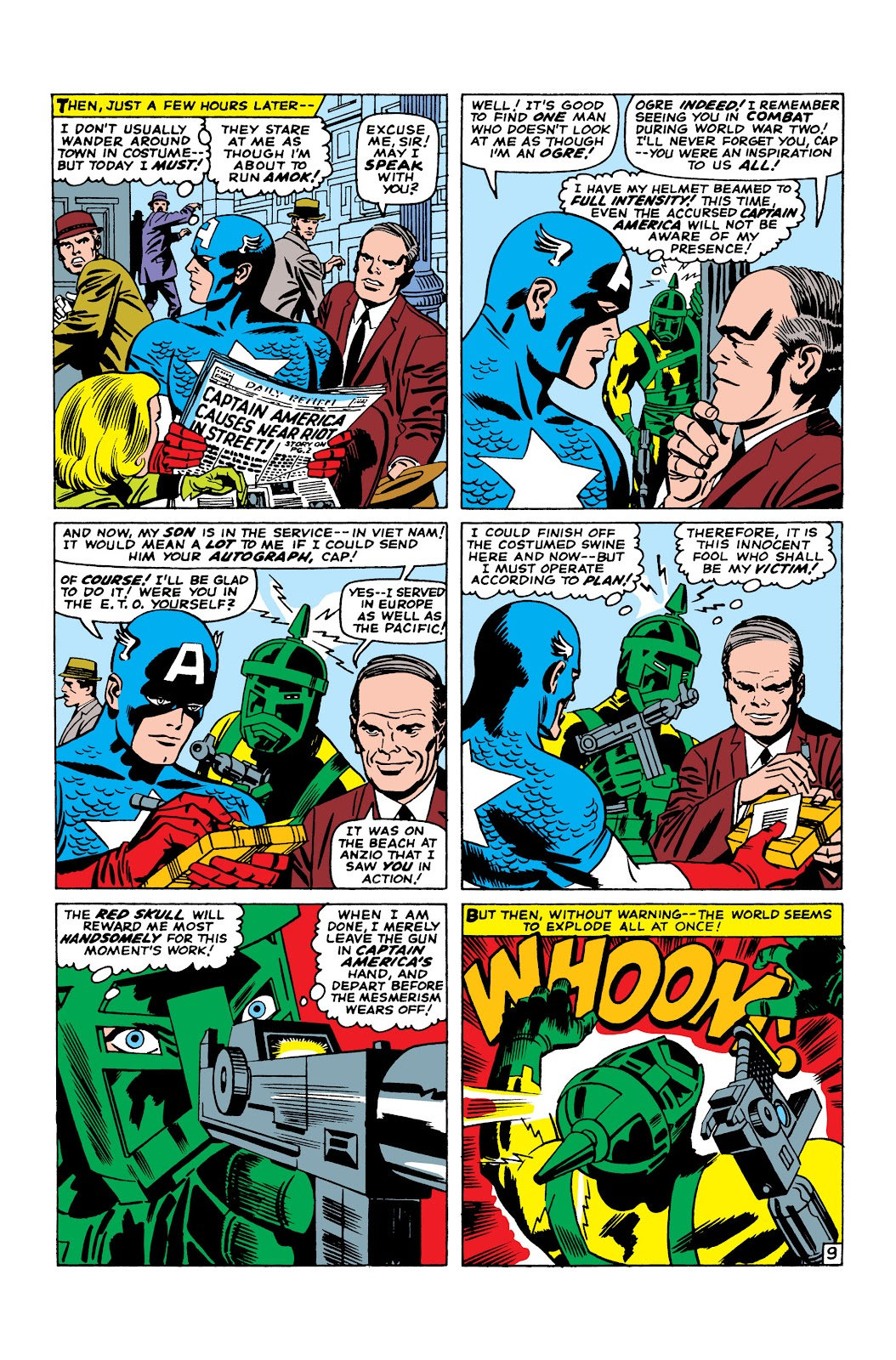 Read online Marvel Masterworks: The Invincible Iron Man comic -  Issue # TPB 3 (Part 4) - 23