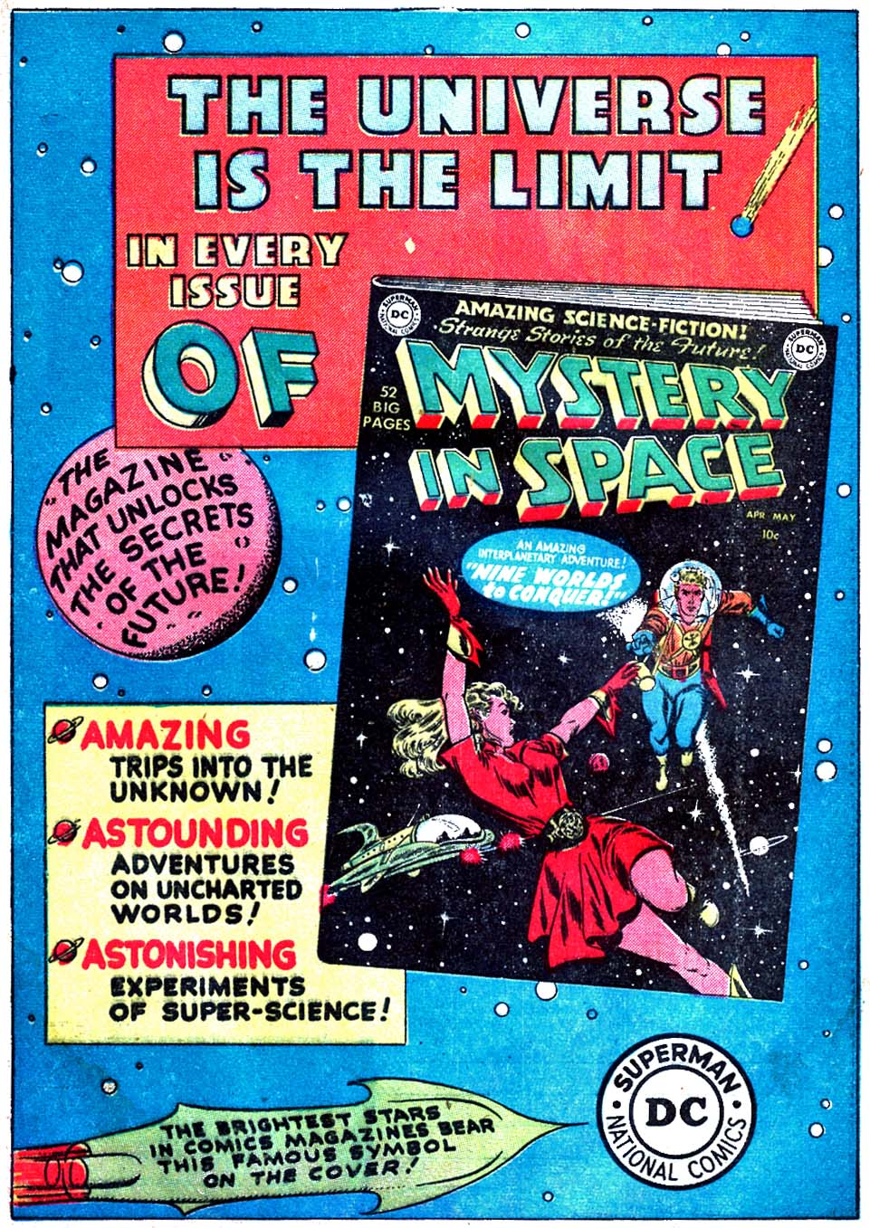 Read online Adventure Comics (1938) comic -  Issue #163 - 49