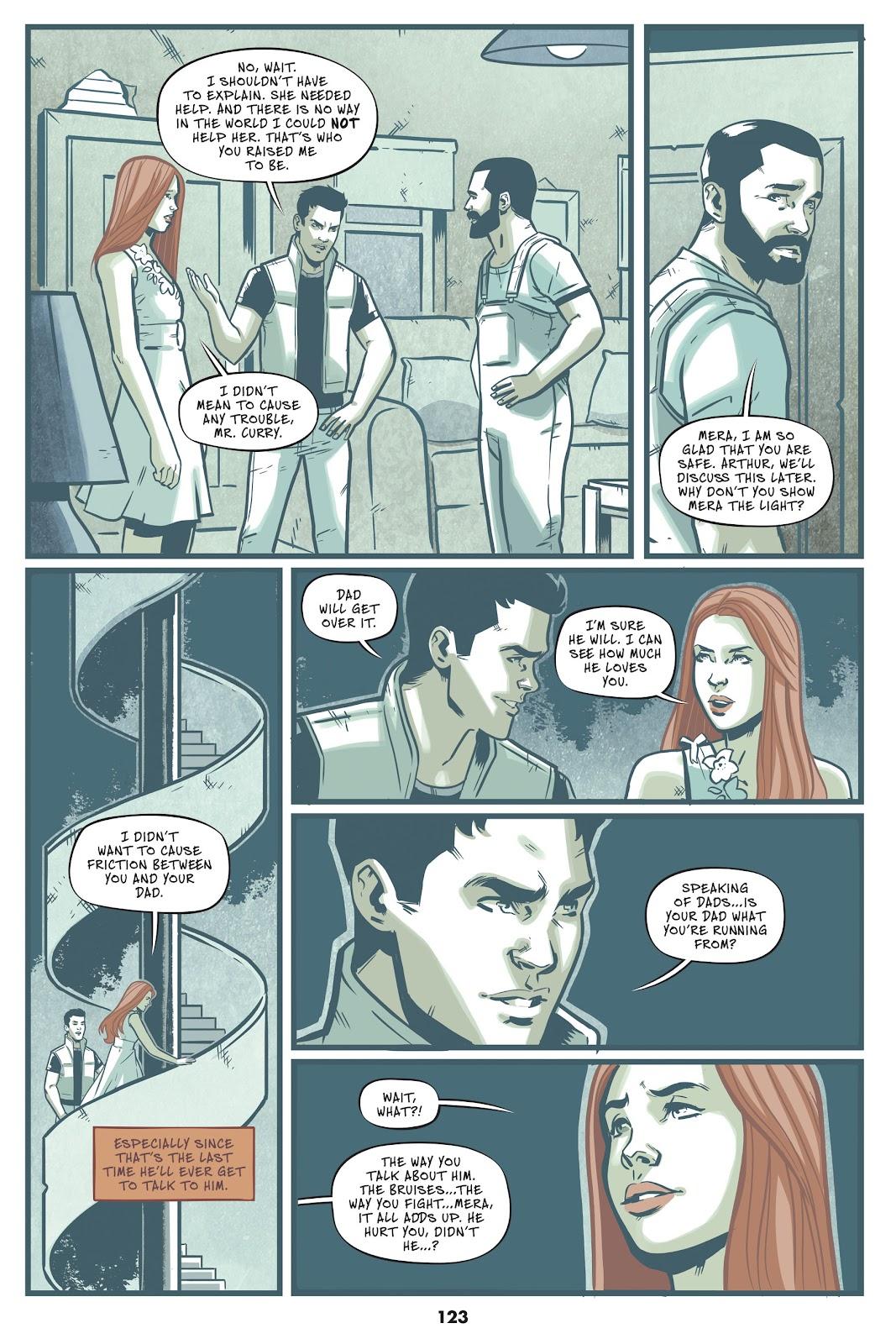 Read online Mera: Tidebreaker comic -  Issue # TPB (Part 2) - 23