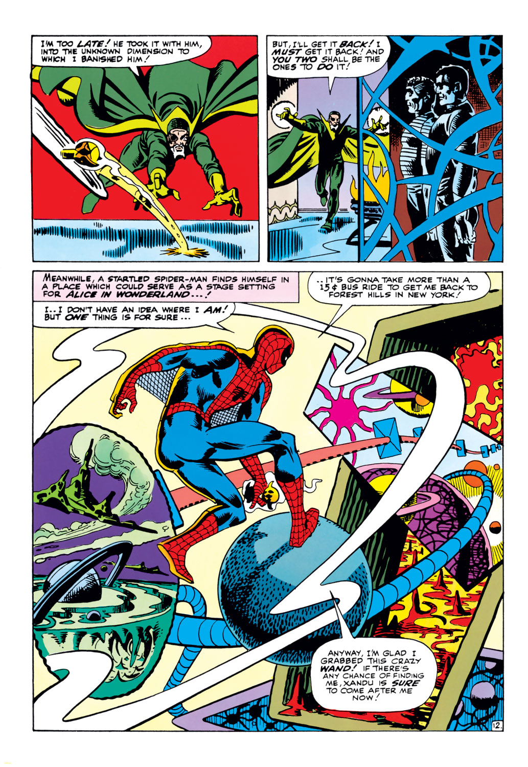 The Amazing Spider-Man (1963) _Annual_2 Page 12