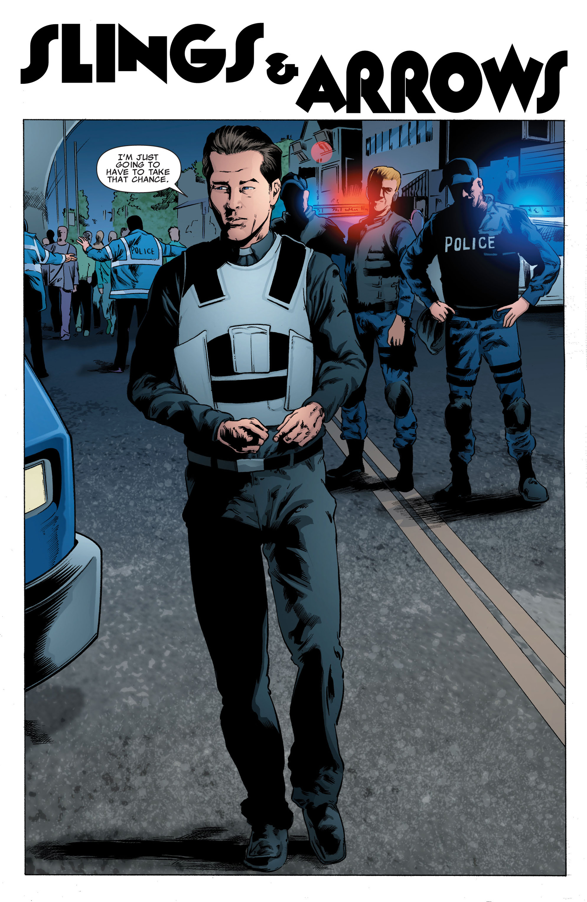Read online X-Factor (2006) comic -  Issue #40 - 4