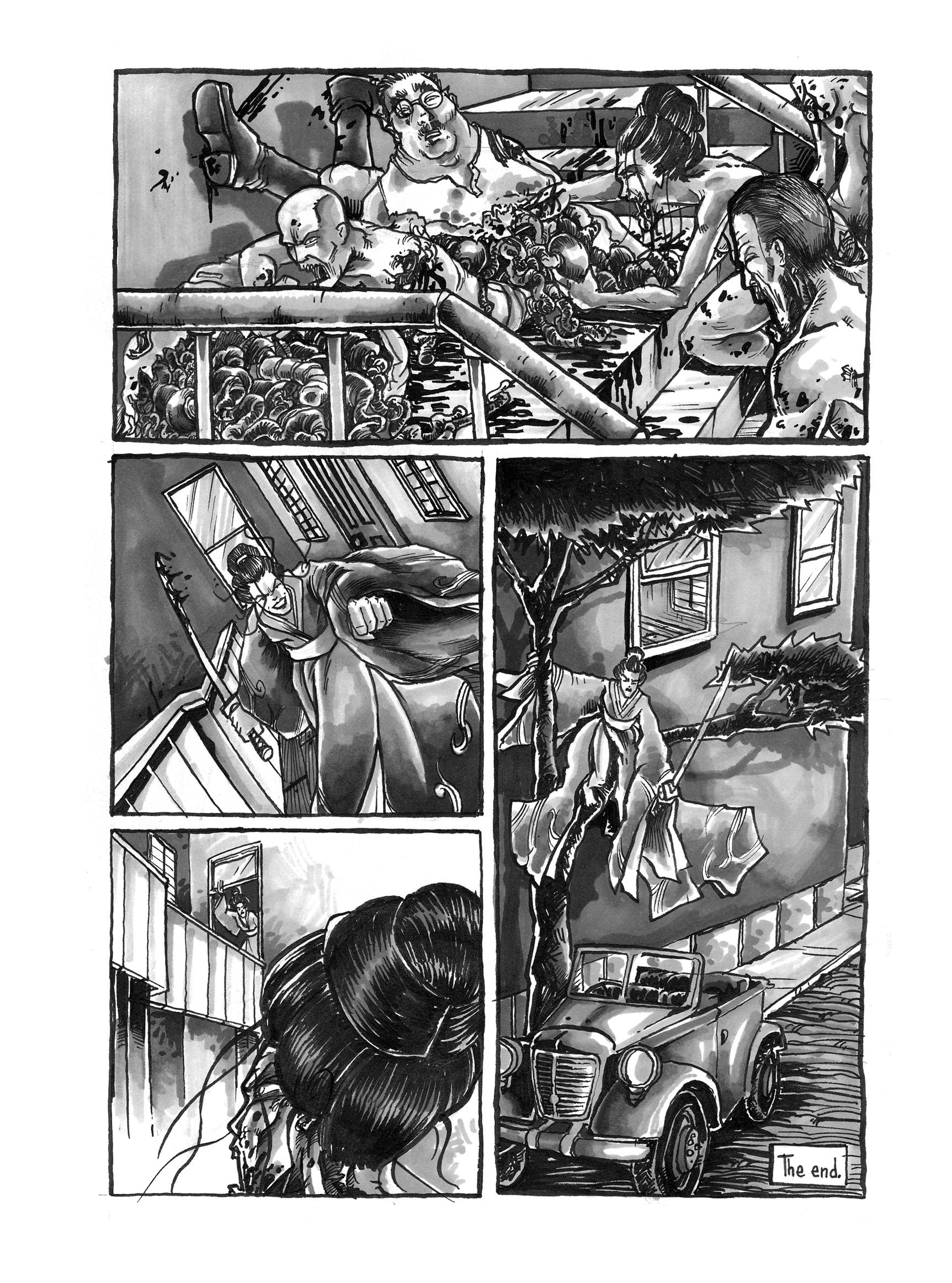 Read online FUBAR comic -  Issue #2 - 58