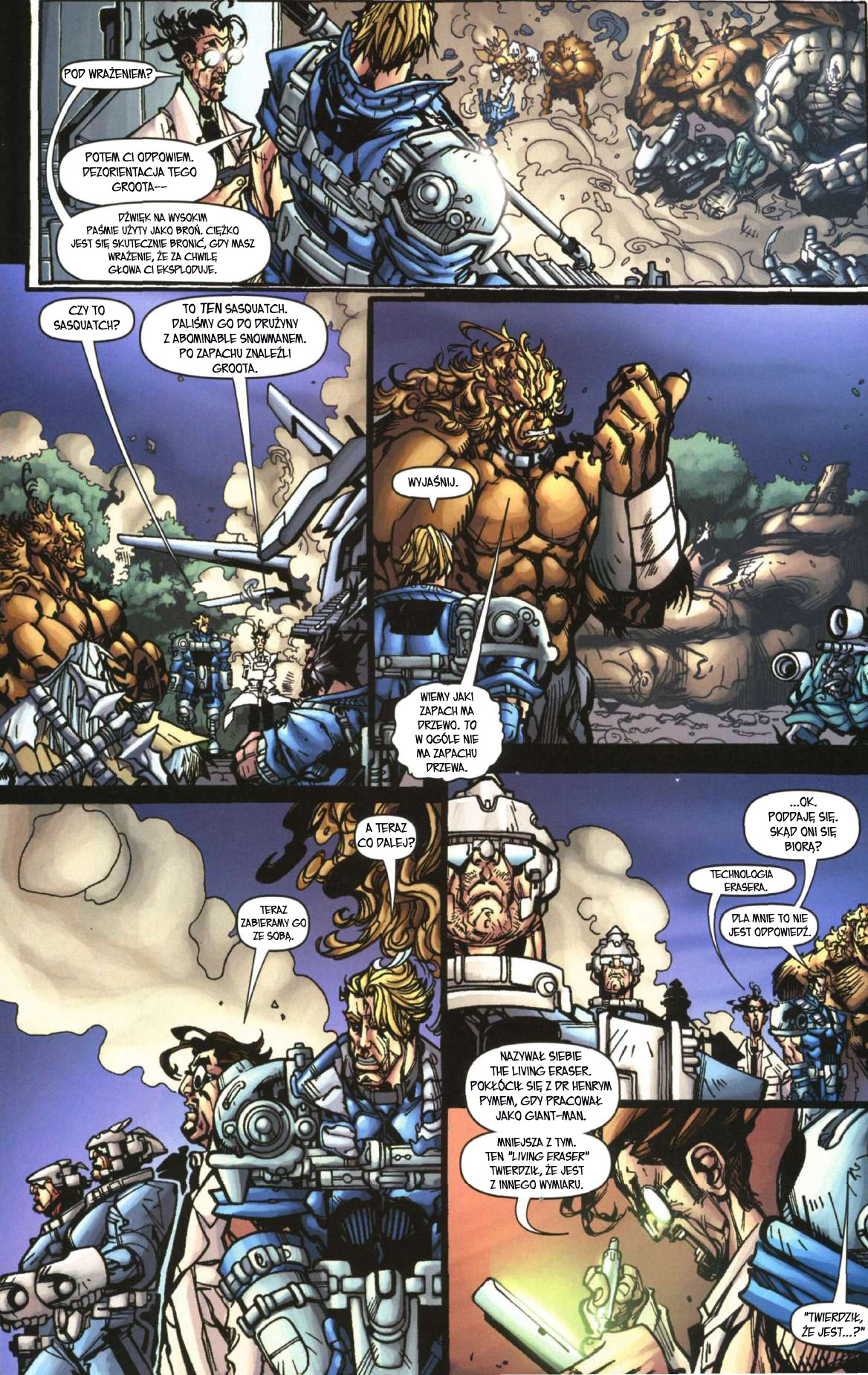 Read online Nick Fury's Howling Commandos comic -  Issue #2 - 7