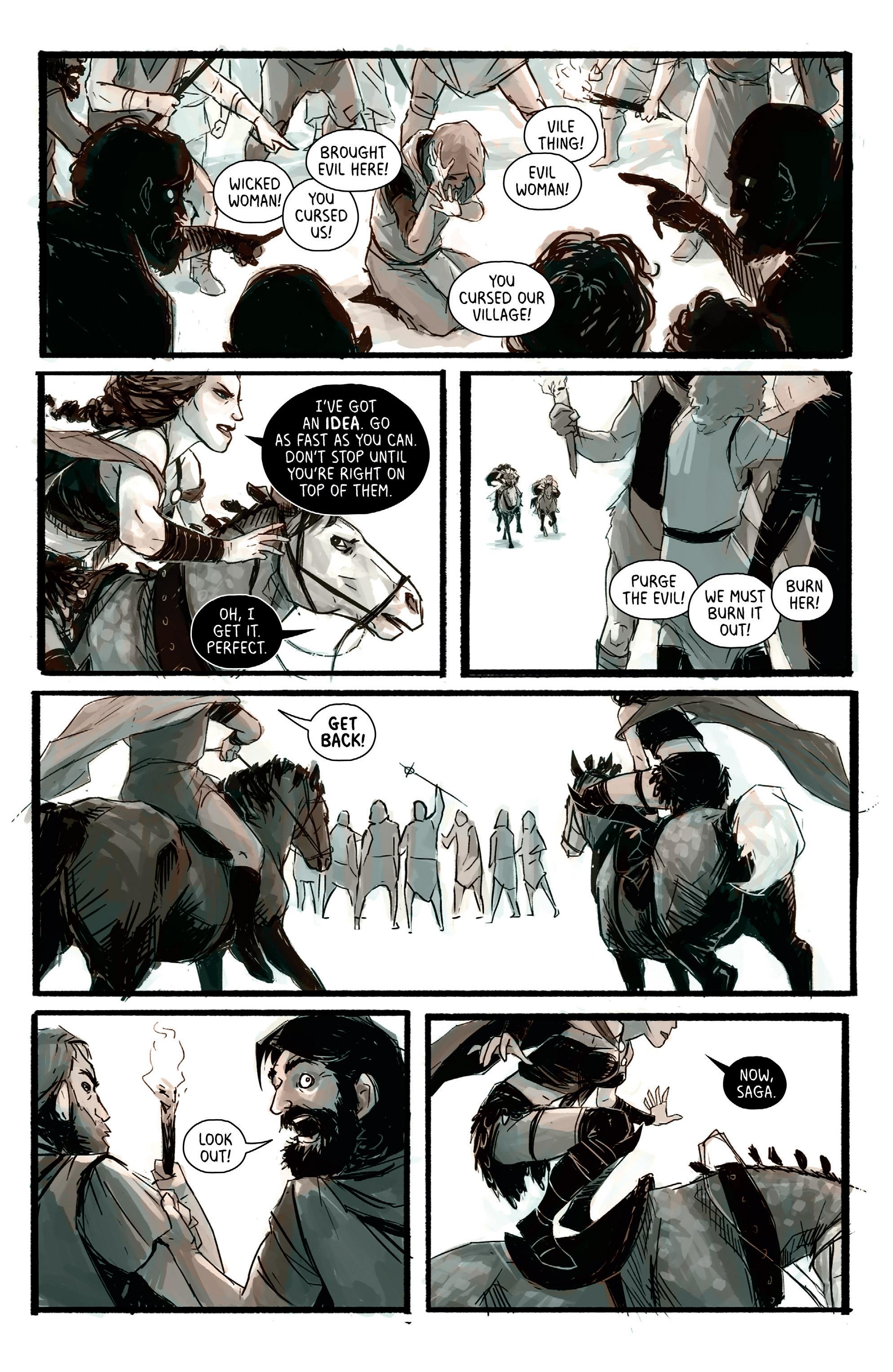 Read online Heathen (2017) comic -  Issue #4 - 8
