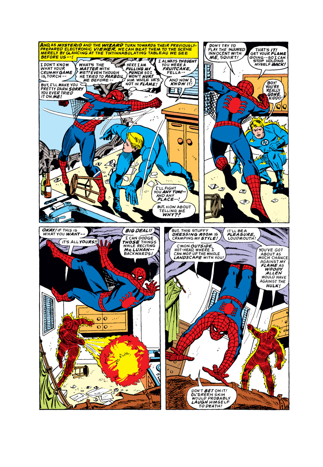The Amazing Spider-Man (1963) _Annual_4 Page 21