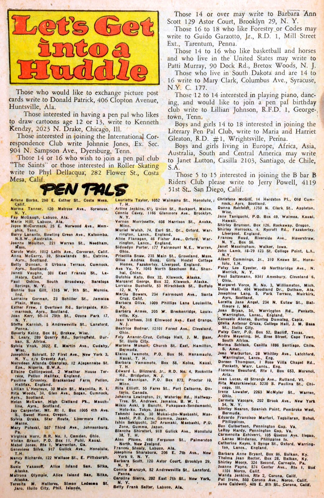 Read online Famous Funnies comic -  Issue #194 - 45