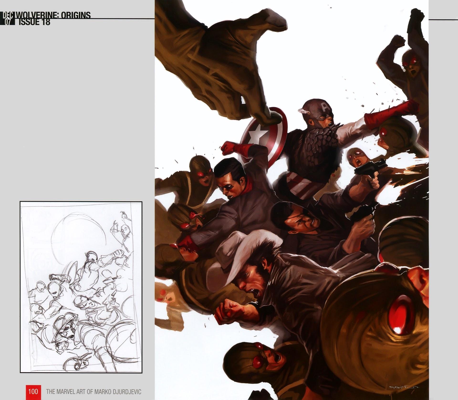 The Marvel Art of Marko Djurdjevic TPB_(Part_2) Page 1