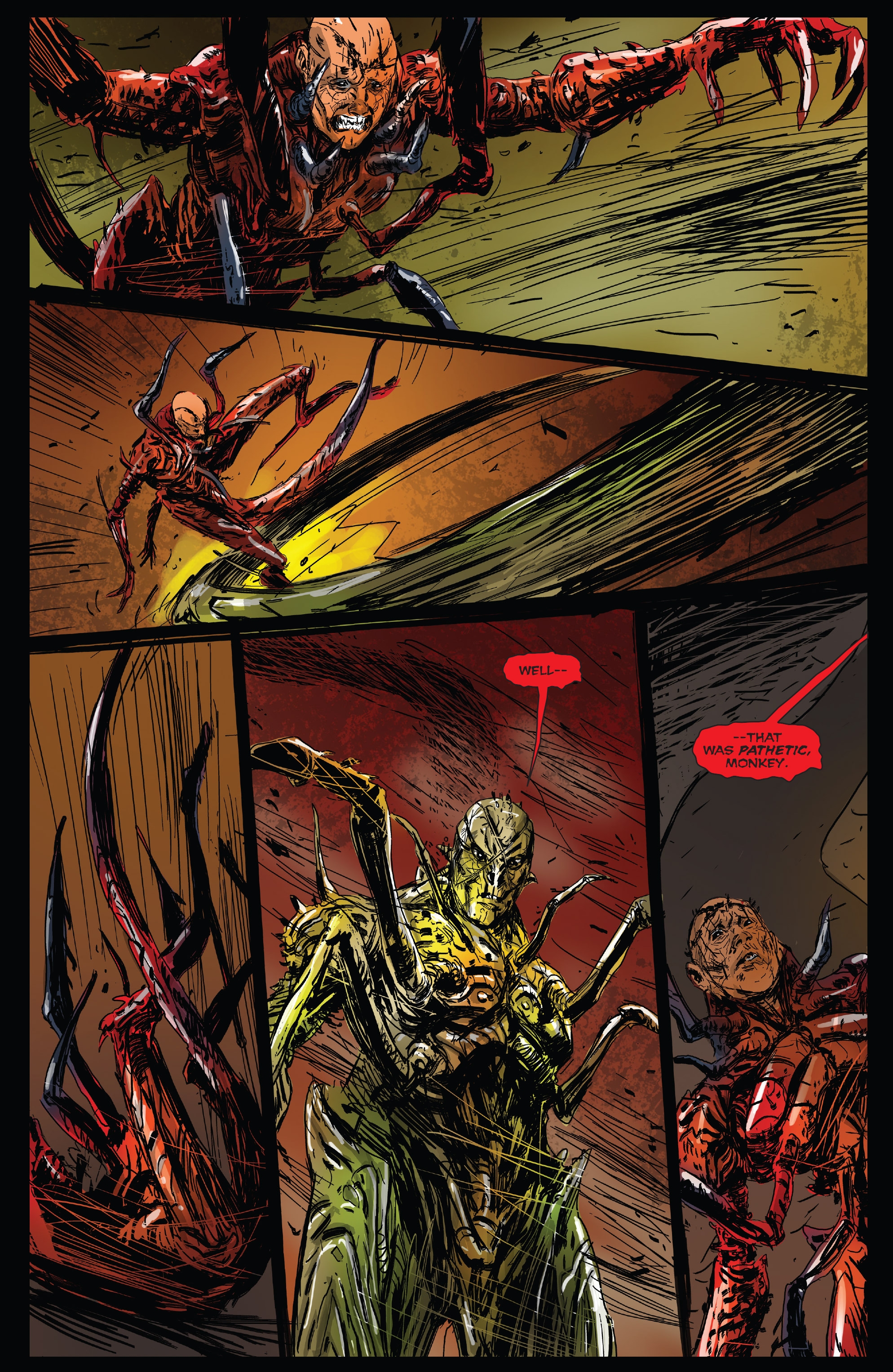 Read online Clive Barker's Hellraiser: The Dark Watch comic -  Issue # TPB 3 - 11