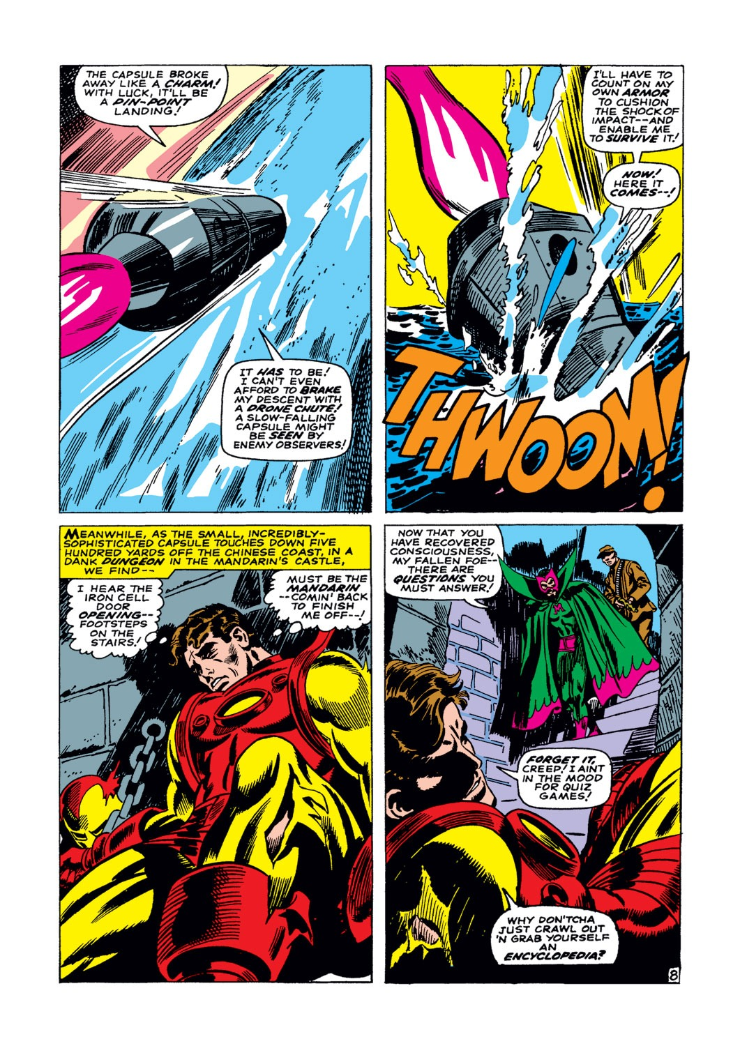 Tales of Suspense (1959) issue 85 - Page 9