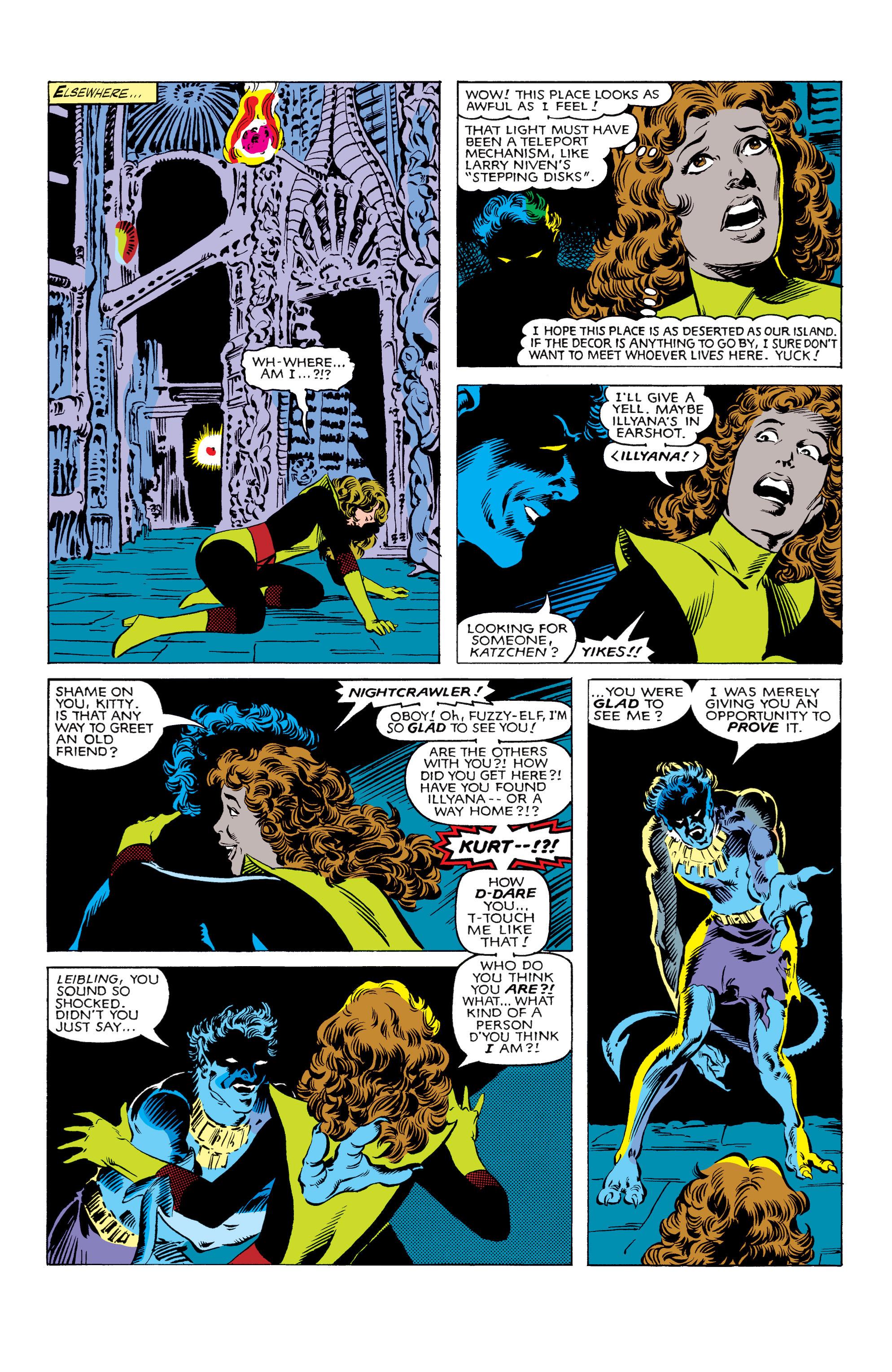 Read online Uncanny X-Men (1963) comic -  Issue #160 - 7