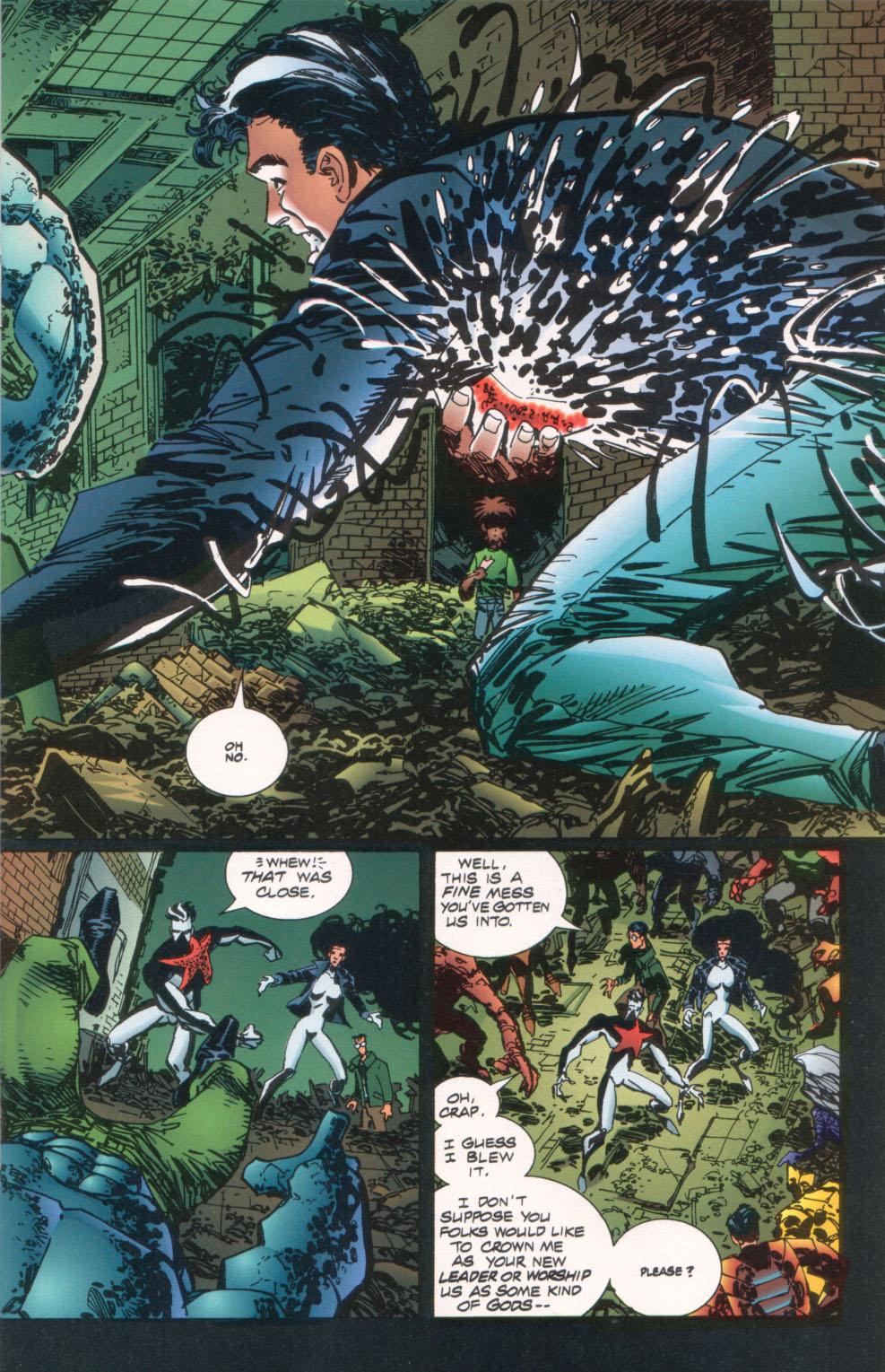 The Savage Dragon (1993) Issue #29 #32 - English 6