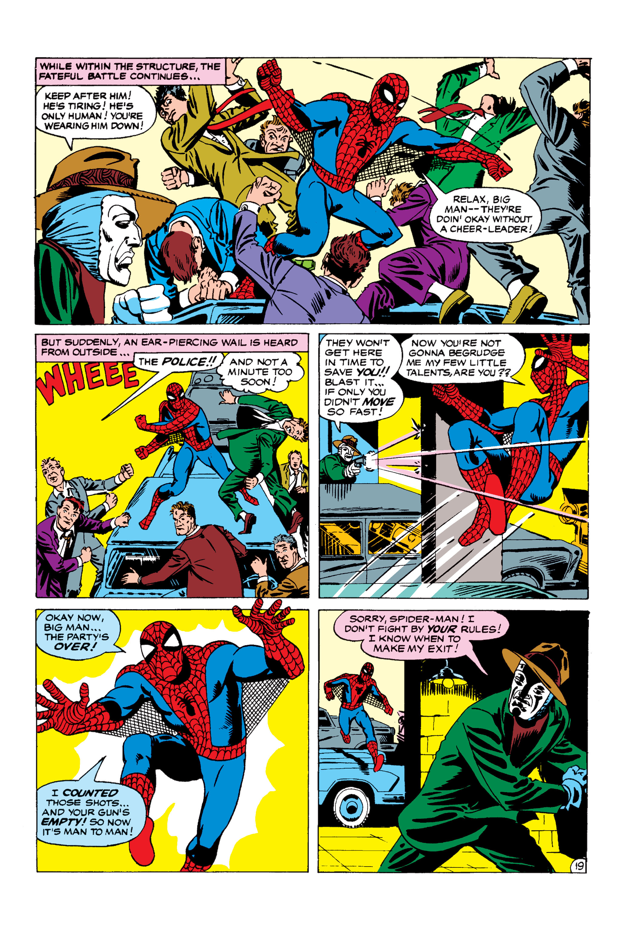 The Amazing Spider-Man (1963) 10 Page 19