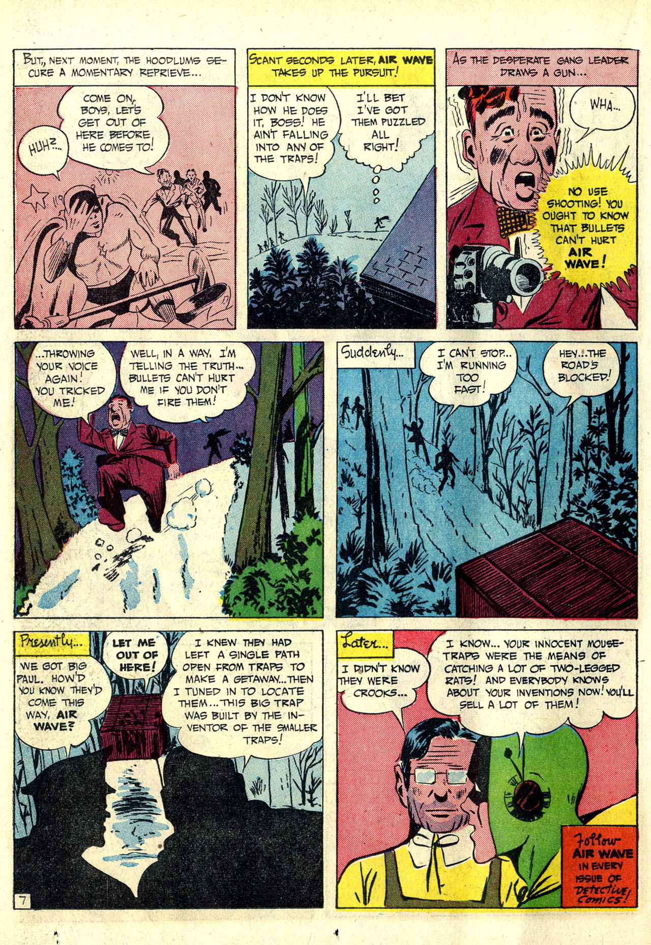 Read online Detective Comics (1937) comic -  Issue #78 - 44