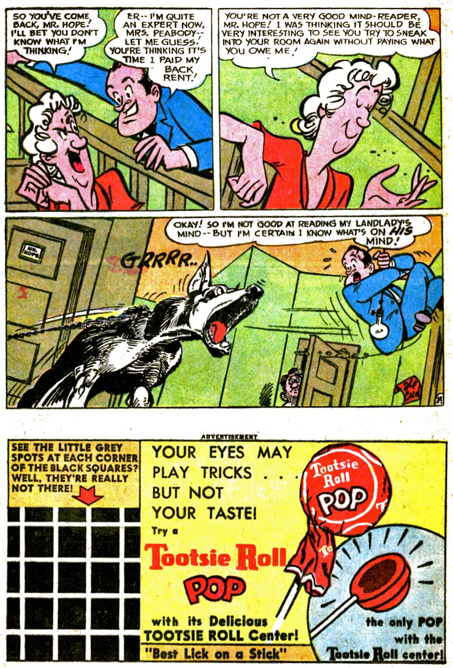 The Adventures of Bob Hope issue 77 - Page 32