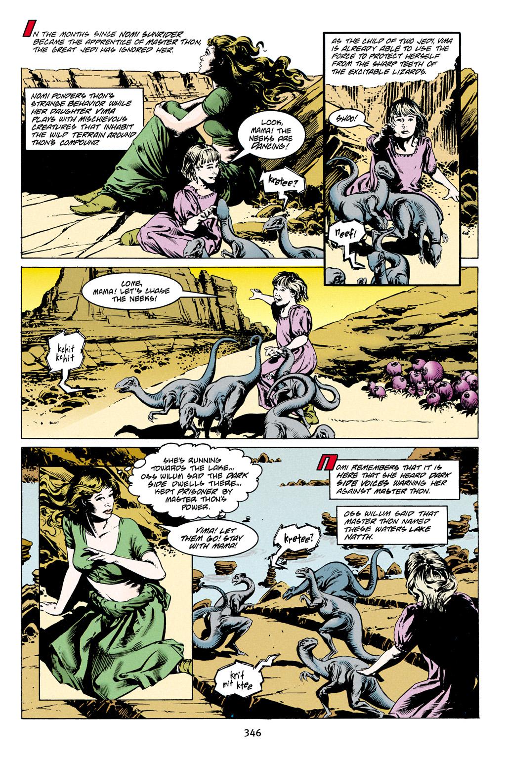 Read online Star Wars Omnibus comic -  Issue # Vol. 4 - 335
