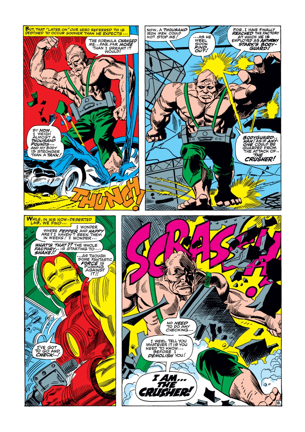 Tales of Suspense (1959) issue 91 - Page 9