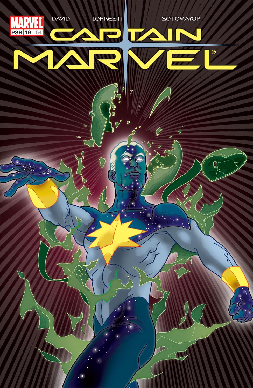 Captain Marvel (2002) Issue #19 #19 - English 1